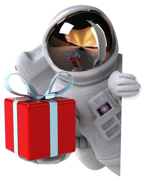 Quel cadeau offrir à un ami astronaute ?